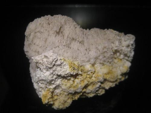 Tschermigite & Ammonioalunite