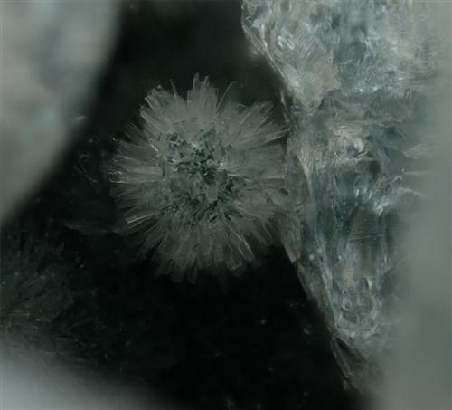 Thomsonite-Ca Chabazite & Celadonite