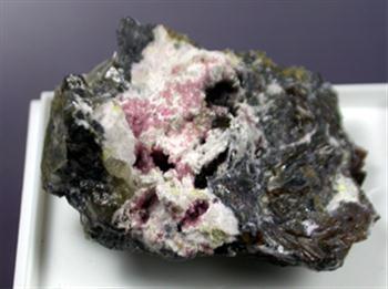 Variscite & Goethite