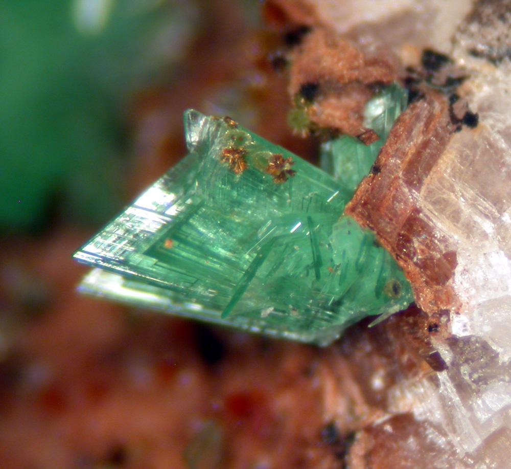 Annabergite Cobaltaustinite Cobaltlotharmeyerite & Talmessite