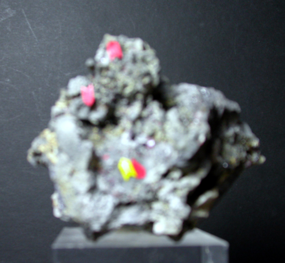 Proustite Xanthoconite Polybasite Imiterite & Pearceite