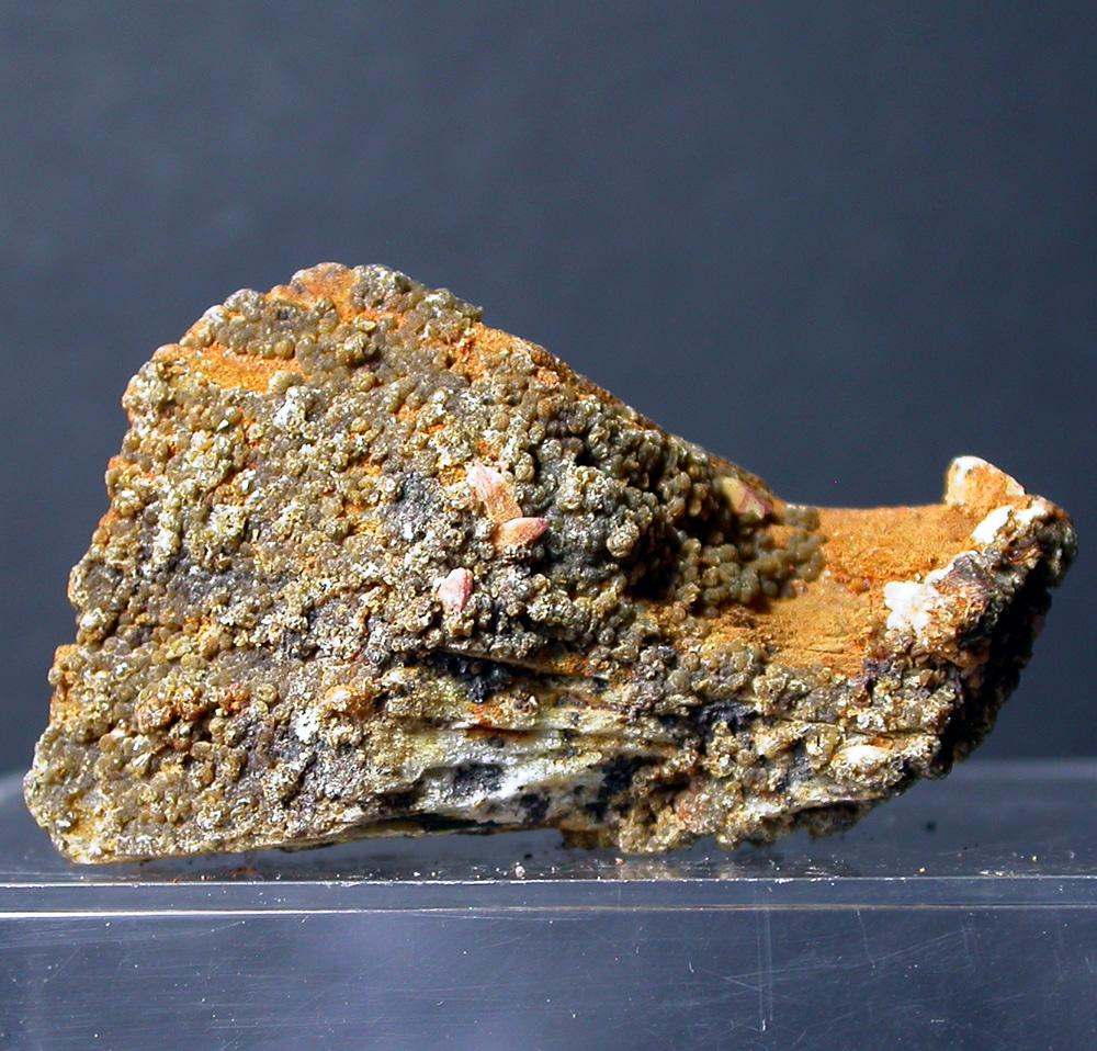Whiteite Eosphorite & Zanazziite