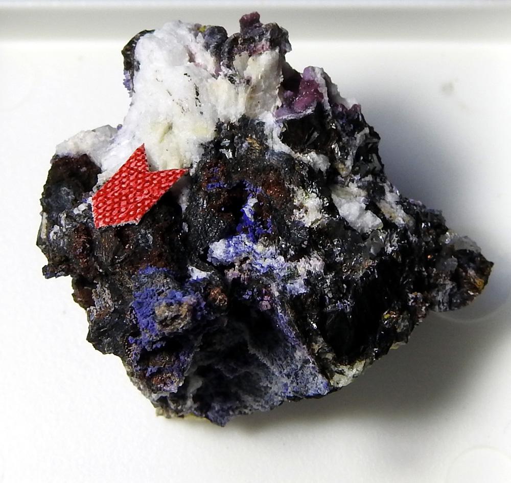 Serrabrancaite Bermanite Variscite & Phosphosiderite