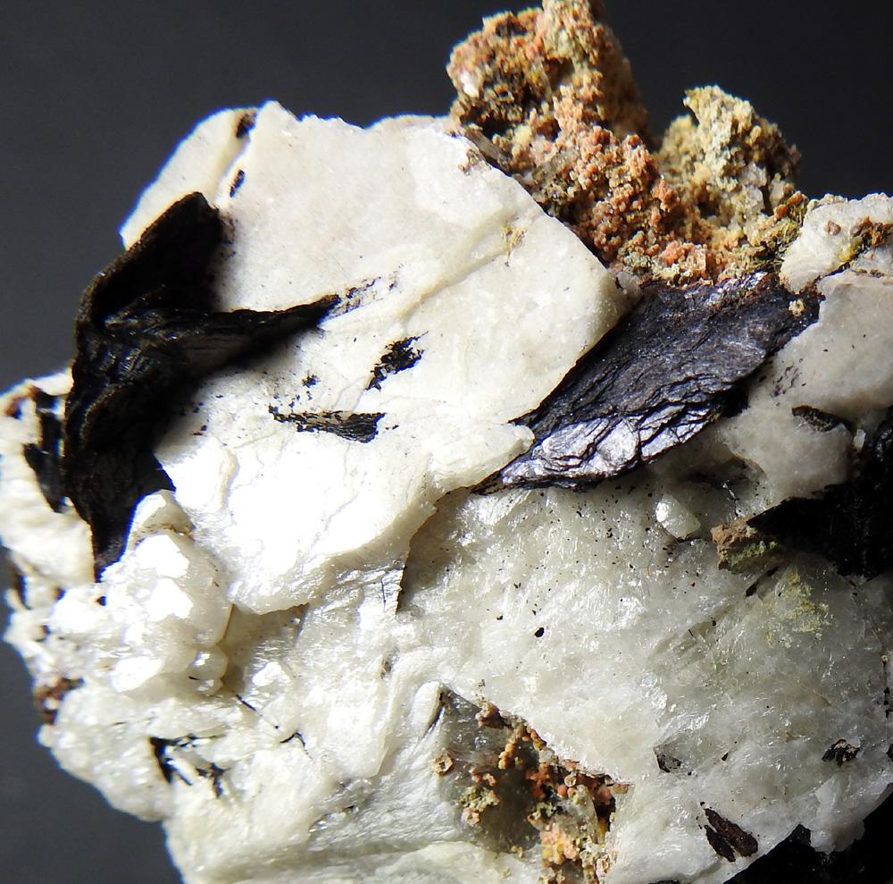 Niobophyllite & Polylithionite