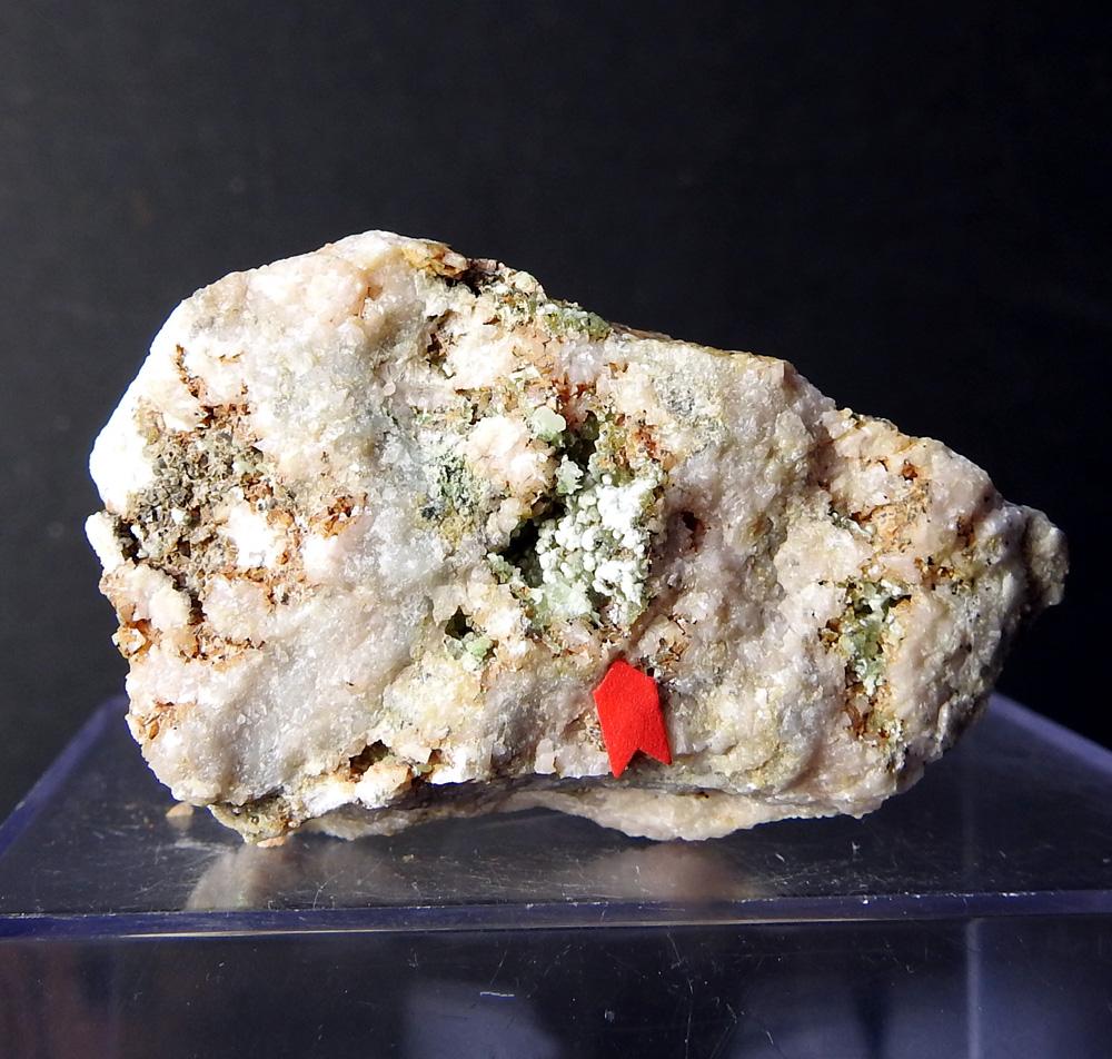Talmessite & Aragonite