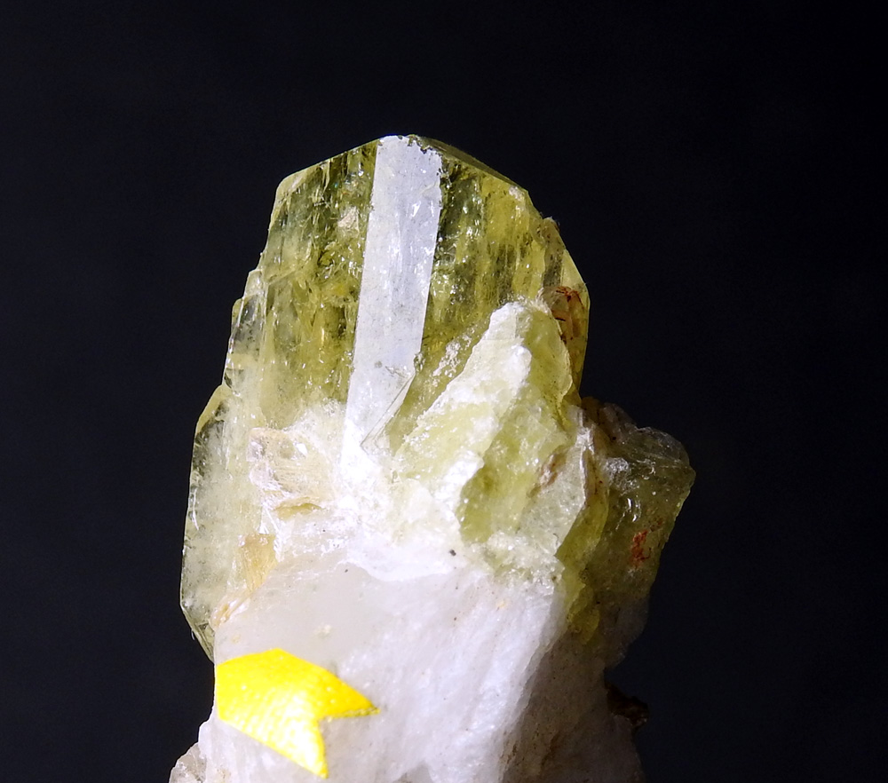 Goyazite & Brazilianite