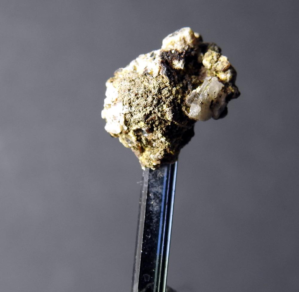 Elbaite & Roscherite