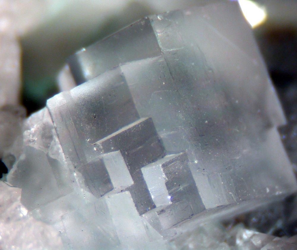 Fluorite Devilline & Chalcopyrite