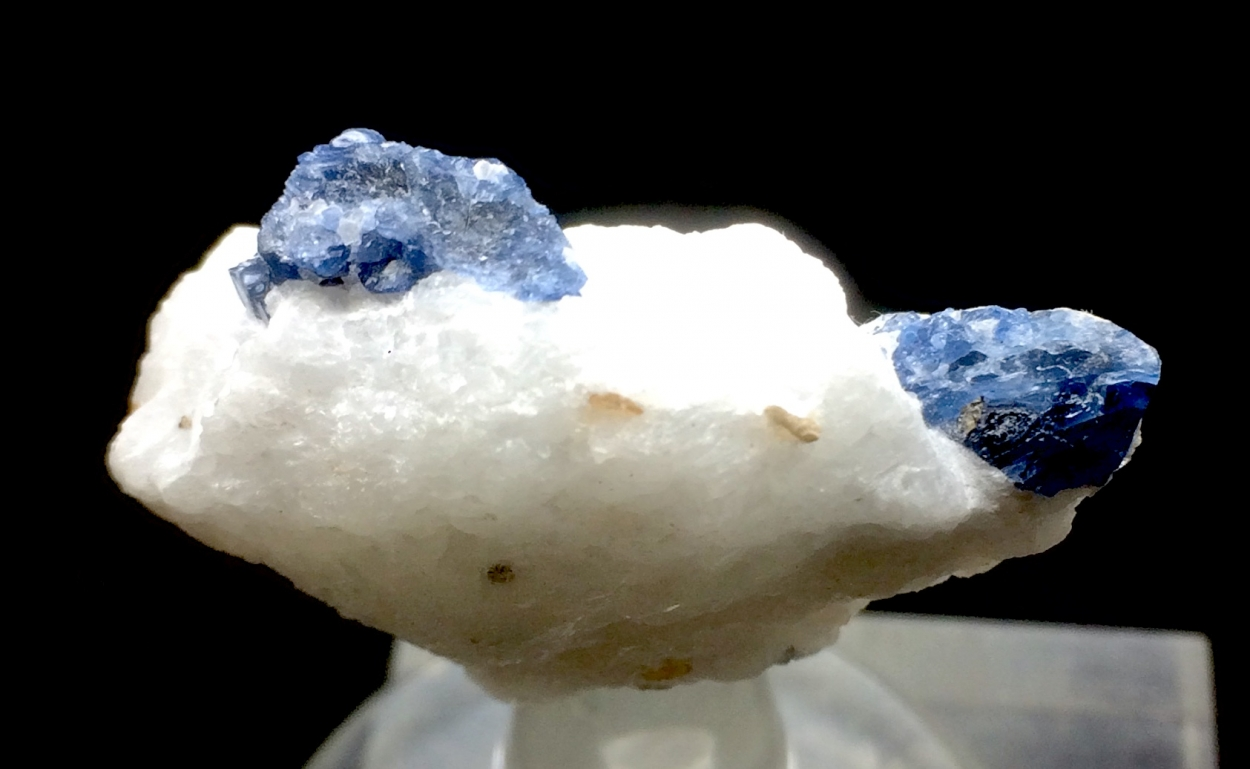 Sapphire With Mica