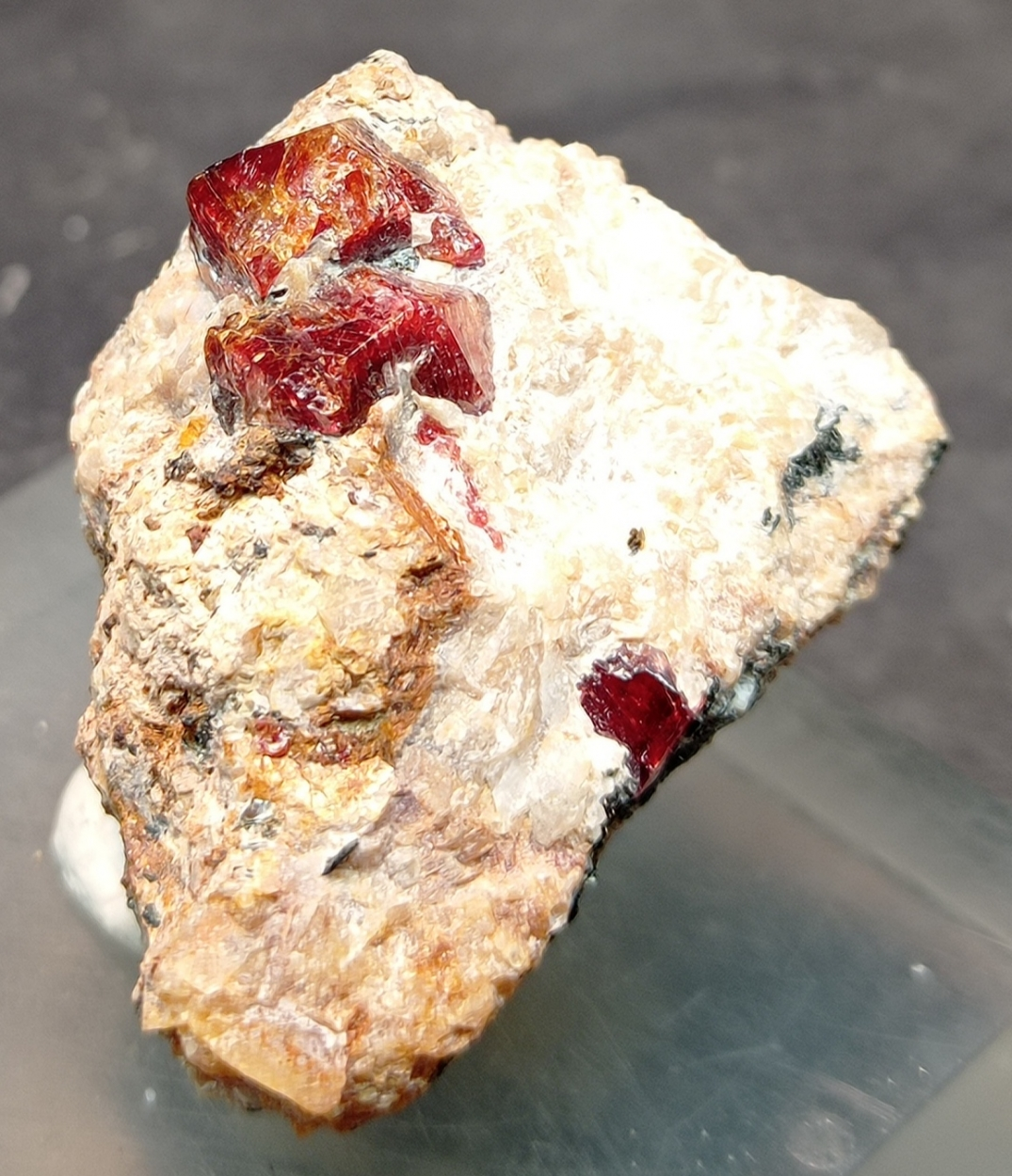 Zircon & Biotite