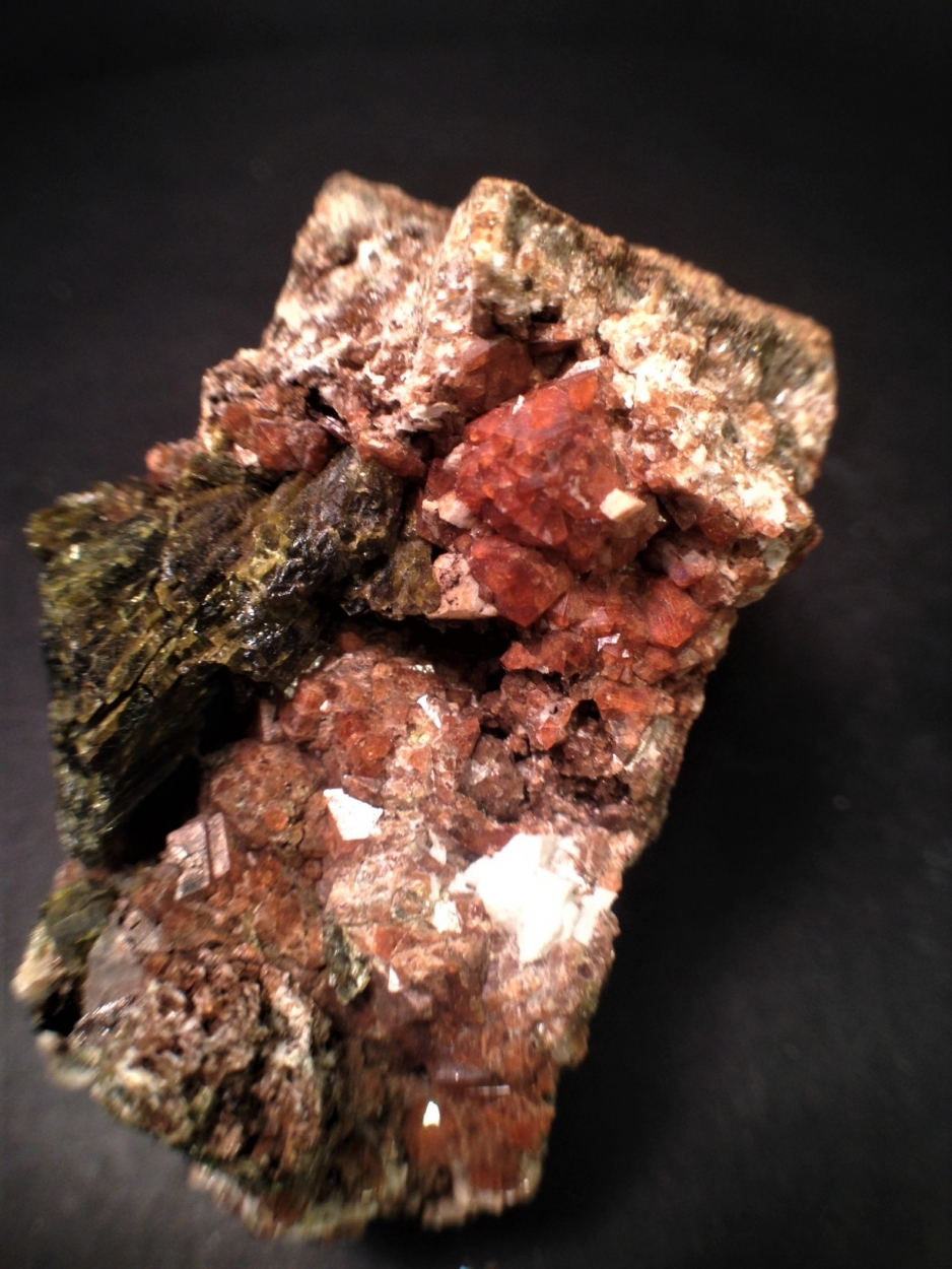 Grossular With Epidote