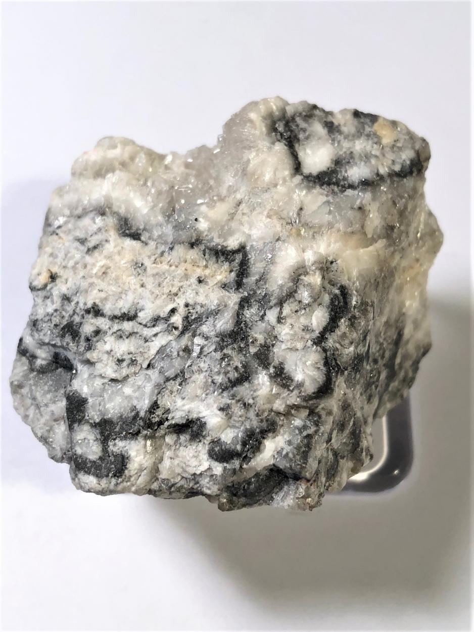 Acanthite In Baryte