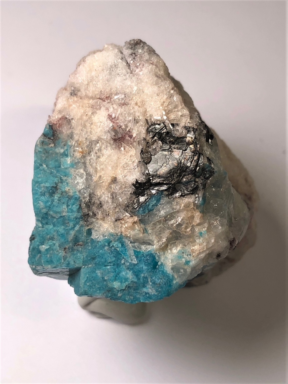 Amazonite & Muscovite