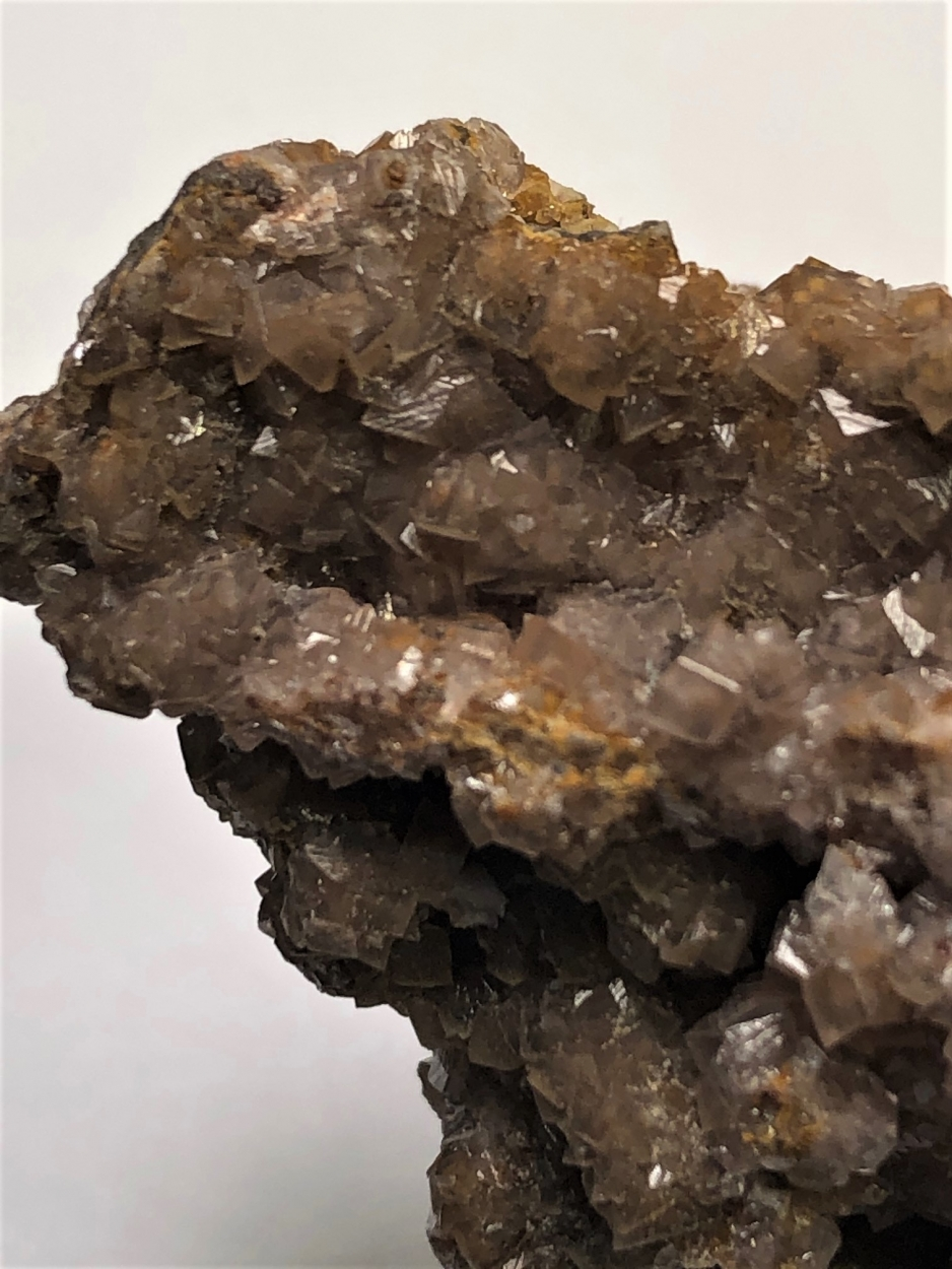 Smithsonite On Matrix