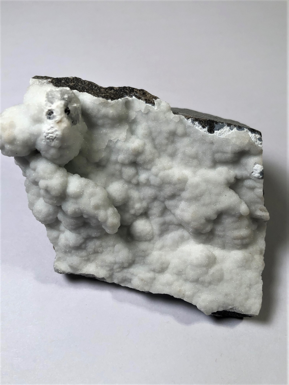 Fluorapatite With Quartz