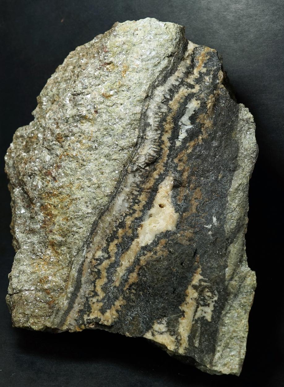 Calcite & Siderite
