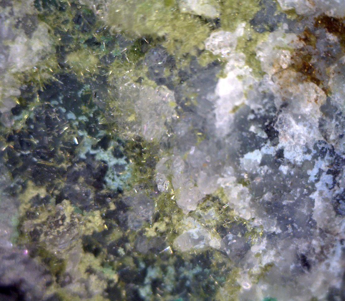 Olivenite