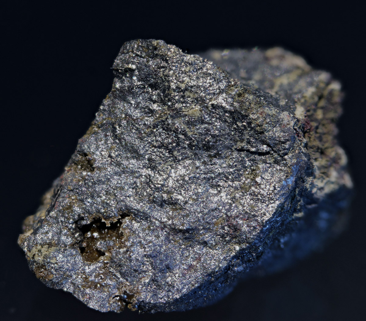 Moschellandsbergite & Native Mercury