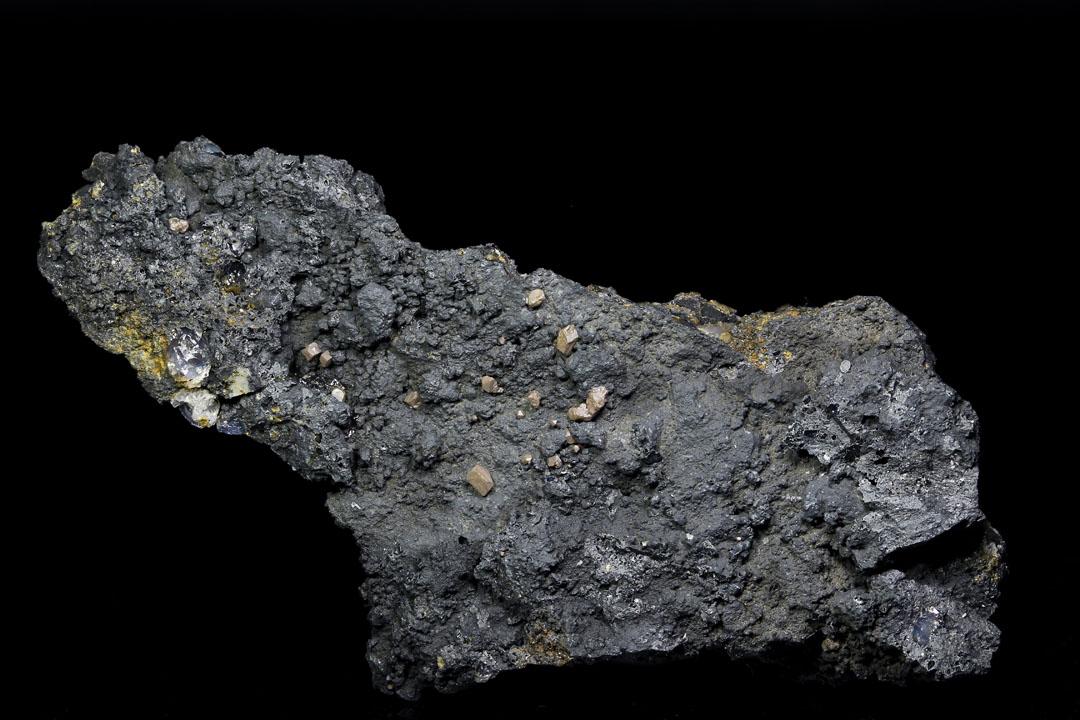 Chlorargyrite & Iodargyrite