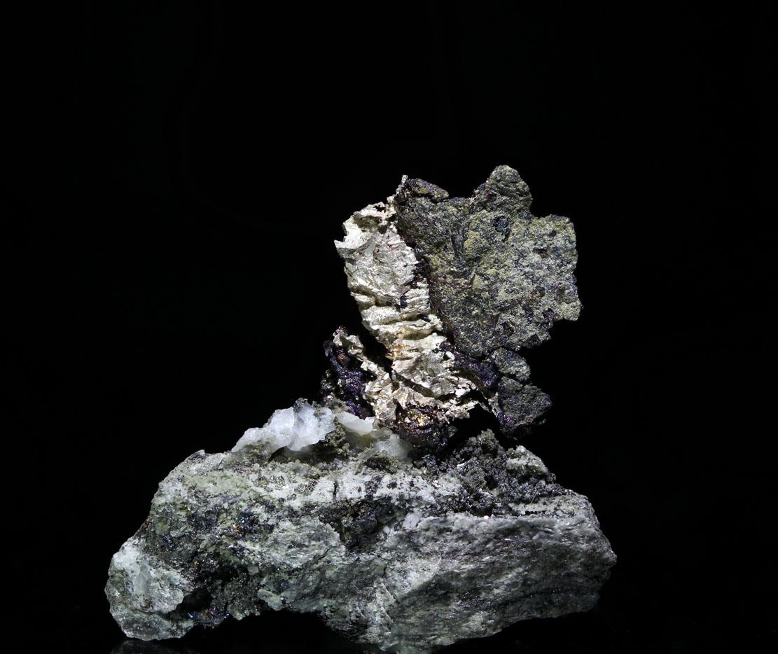 Silver Var Kongsbergite