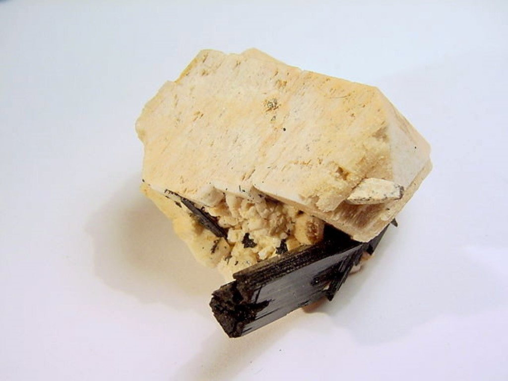 Fergusonite Aegirine & Microcline