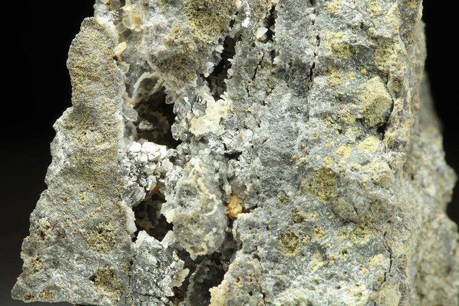 Native Tellurium & Sylvanite
