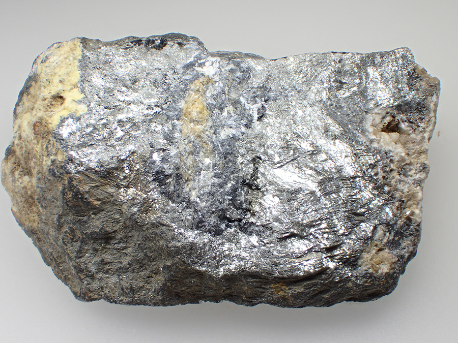 Native Antimony & Valentinite