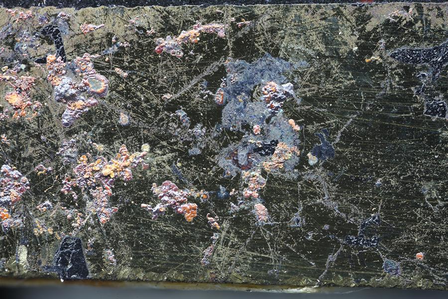 Hibbingite Mooihoekite & Pentlandite