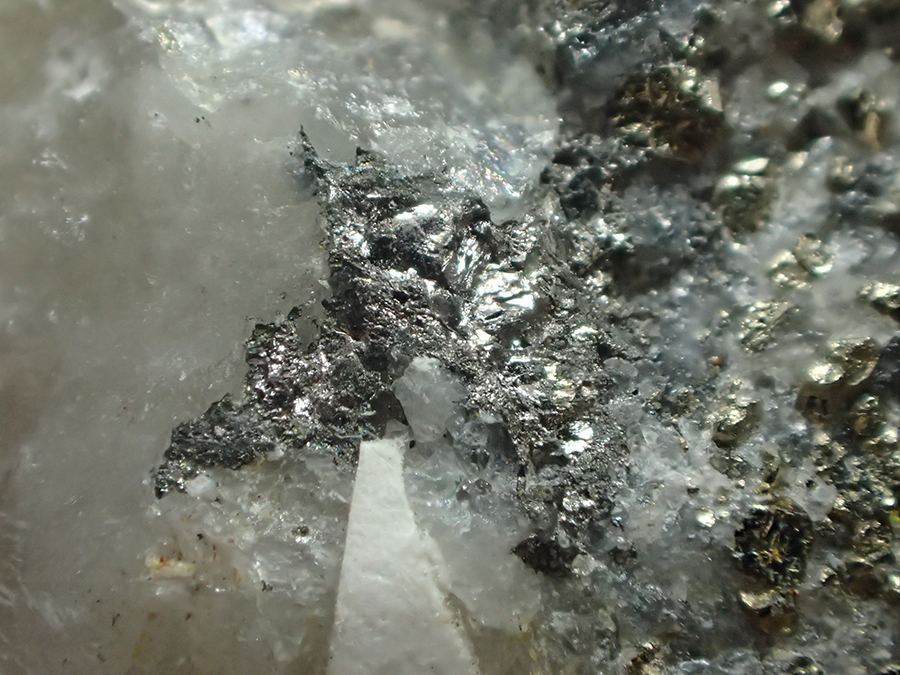 Tellurium & Krennerite