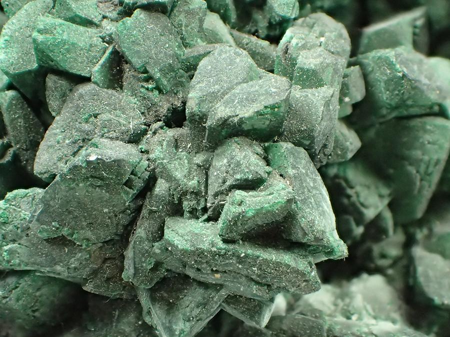 Malachite Psm Azurite & Bayldonite Psm Mimetite