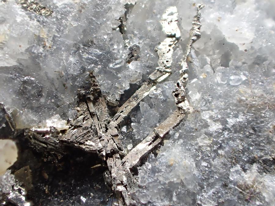Sylvanite & Tellurium