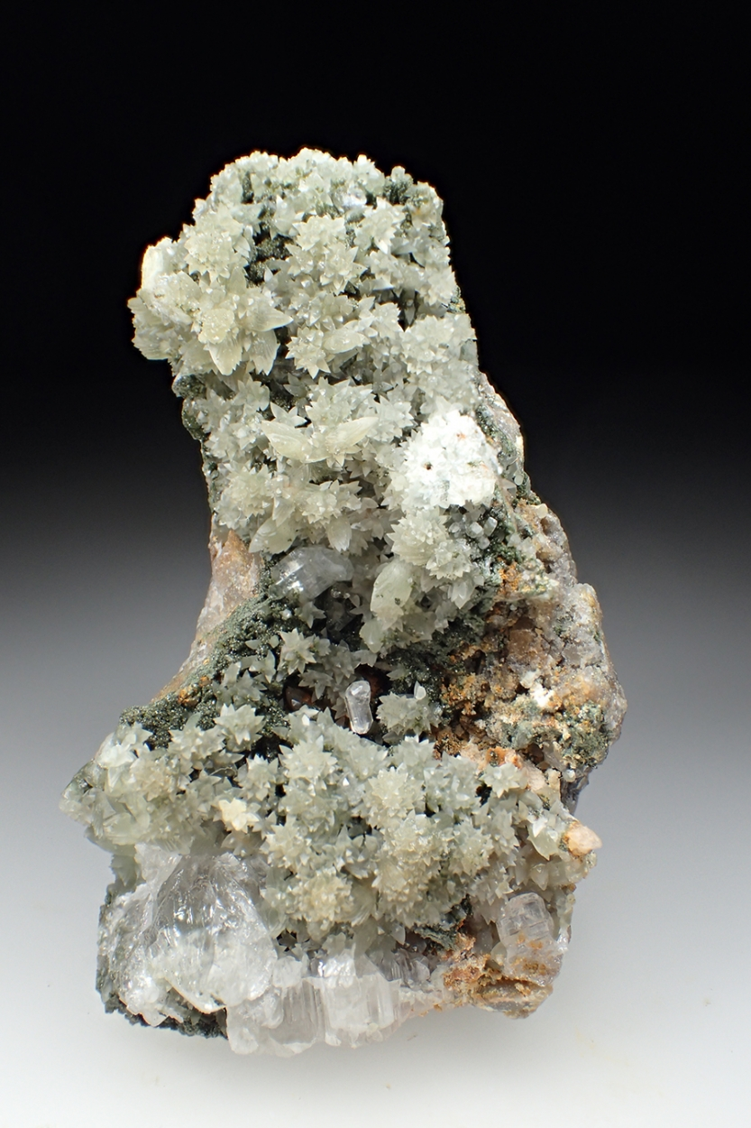 Smithsonite Cerussite & Duftite
