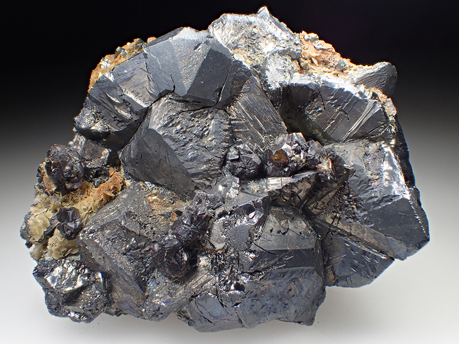 Bournonite & Sphalerite