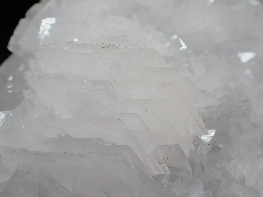 Manganoan Calcite & Pyrite