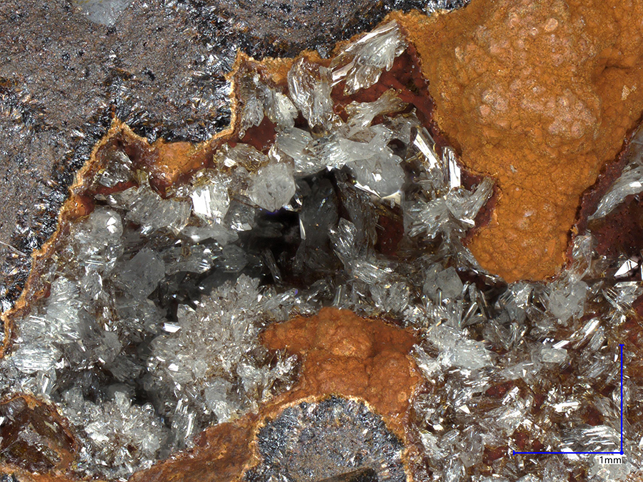 Scorodite Yukonite & Bariopharmacosiderite