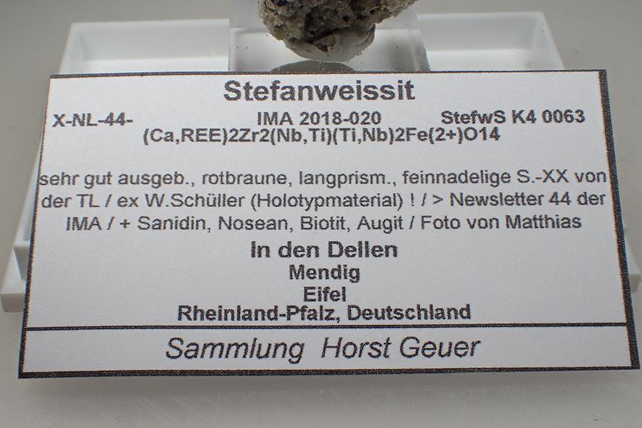 Stefanweissite