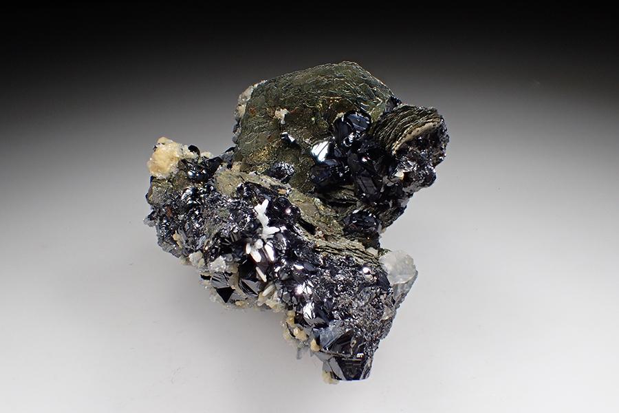Pyrrhotite & Sphalerite