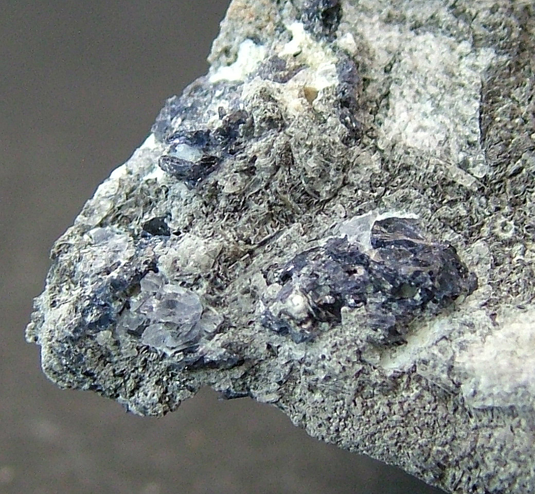 Sapphire In Mullite