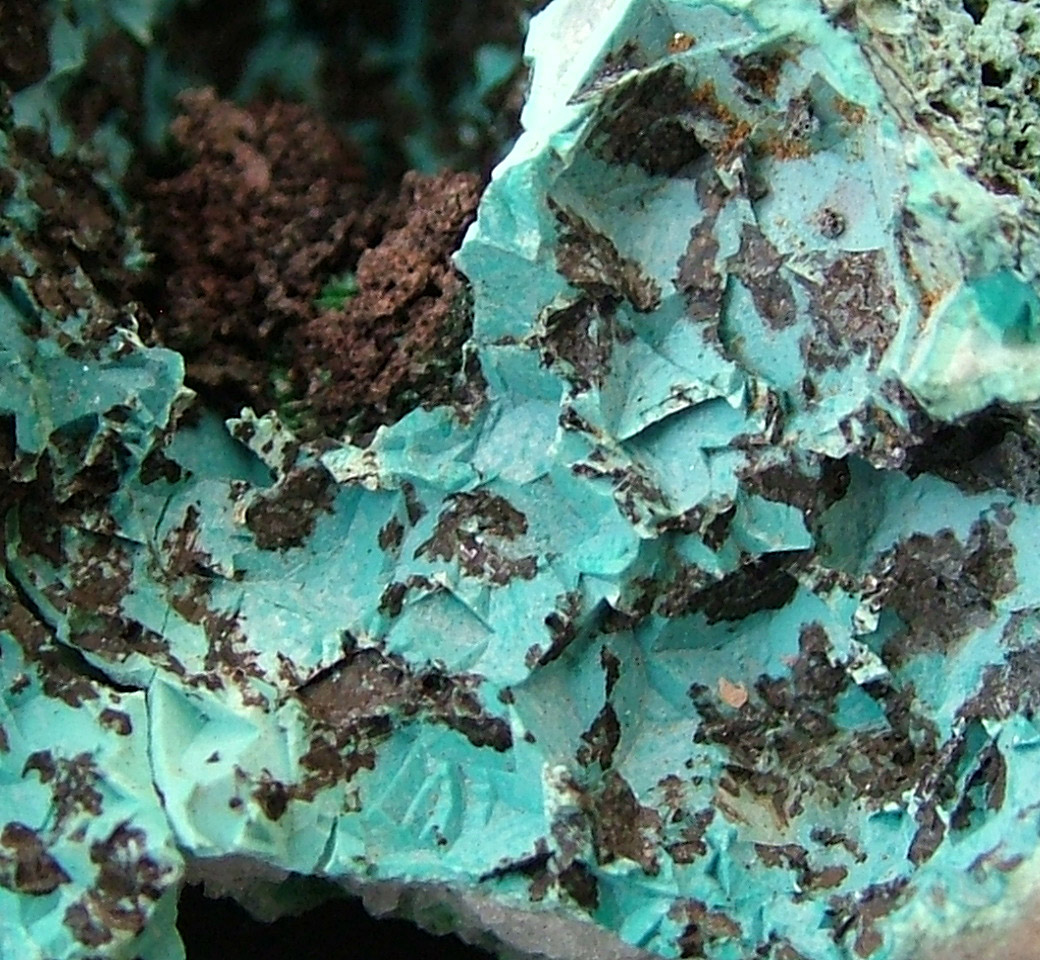 Plancheite Malachite & Quartz