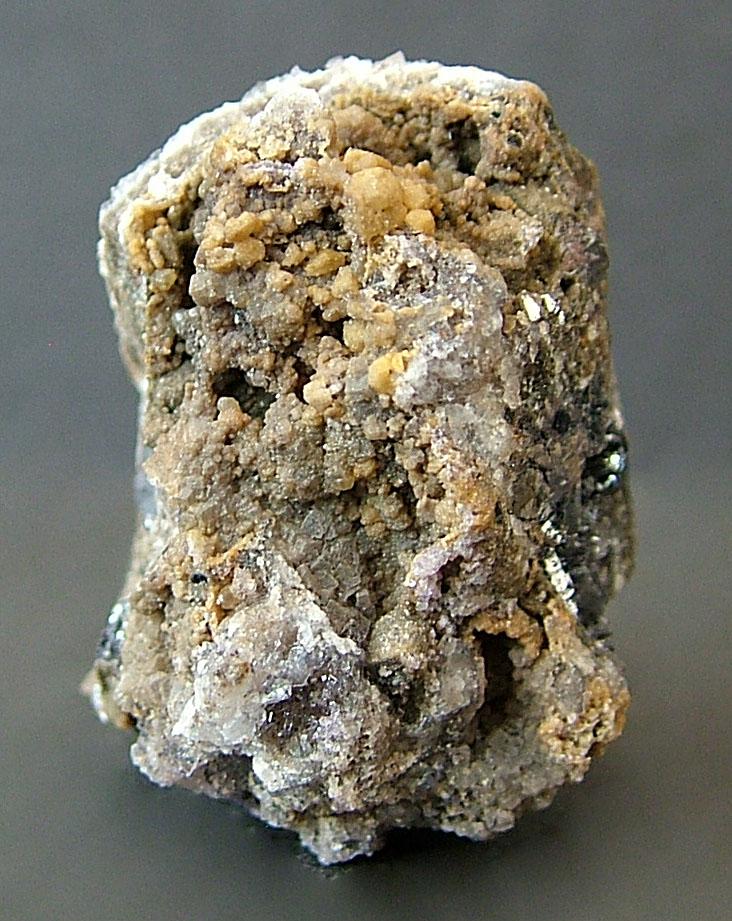 Smithsonite With Fluorite & Galena