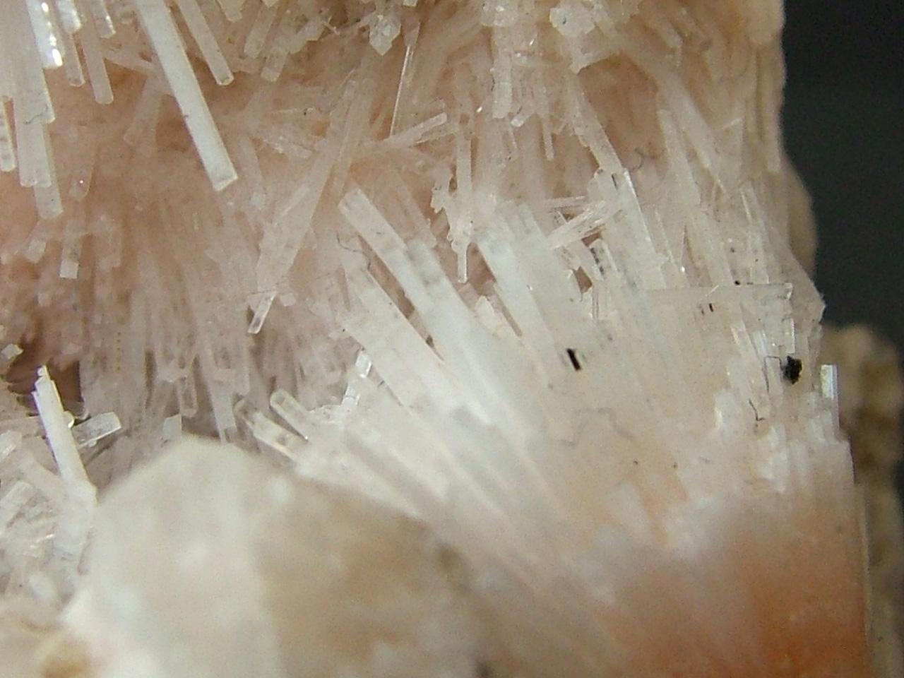 Natrolite With Analcime
