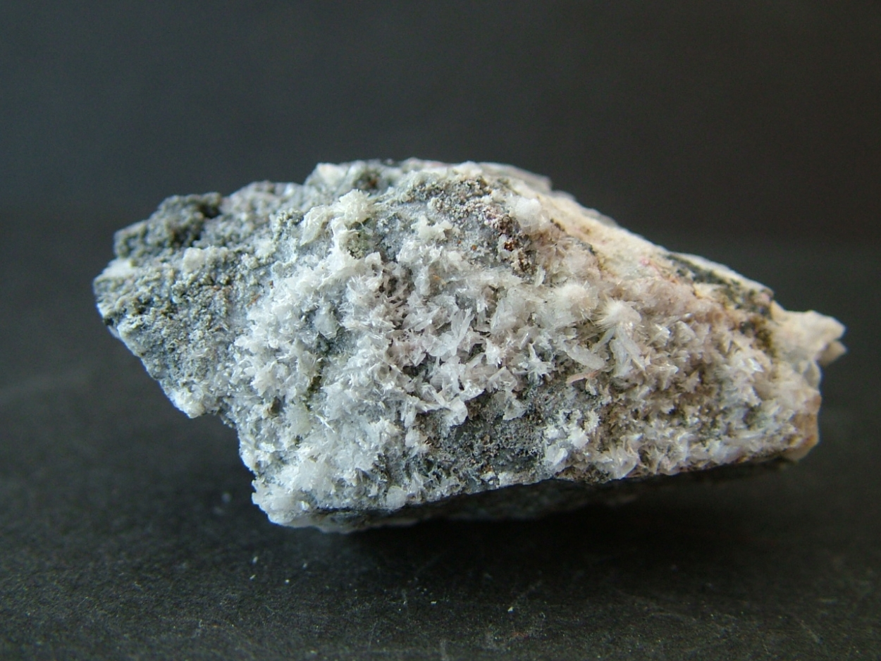 Rauenthalite With Gypsum