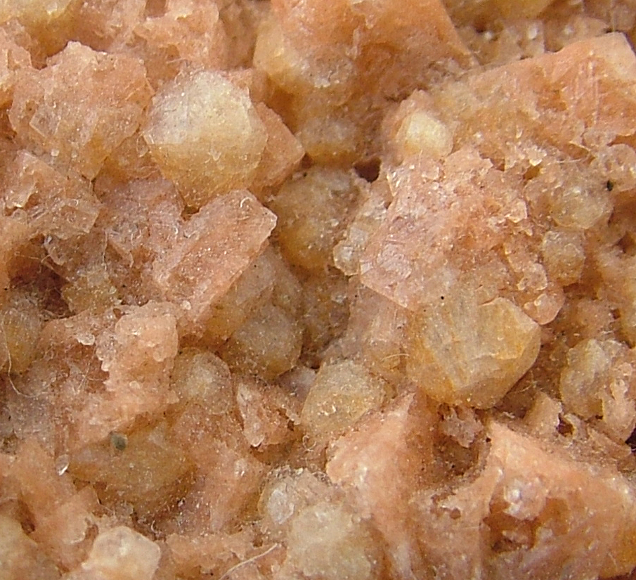 Gmelinite With Analcime
