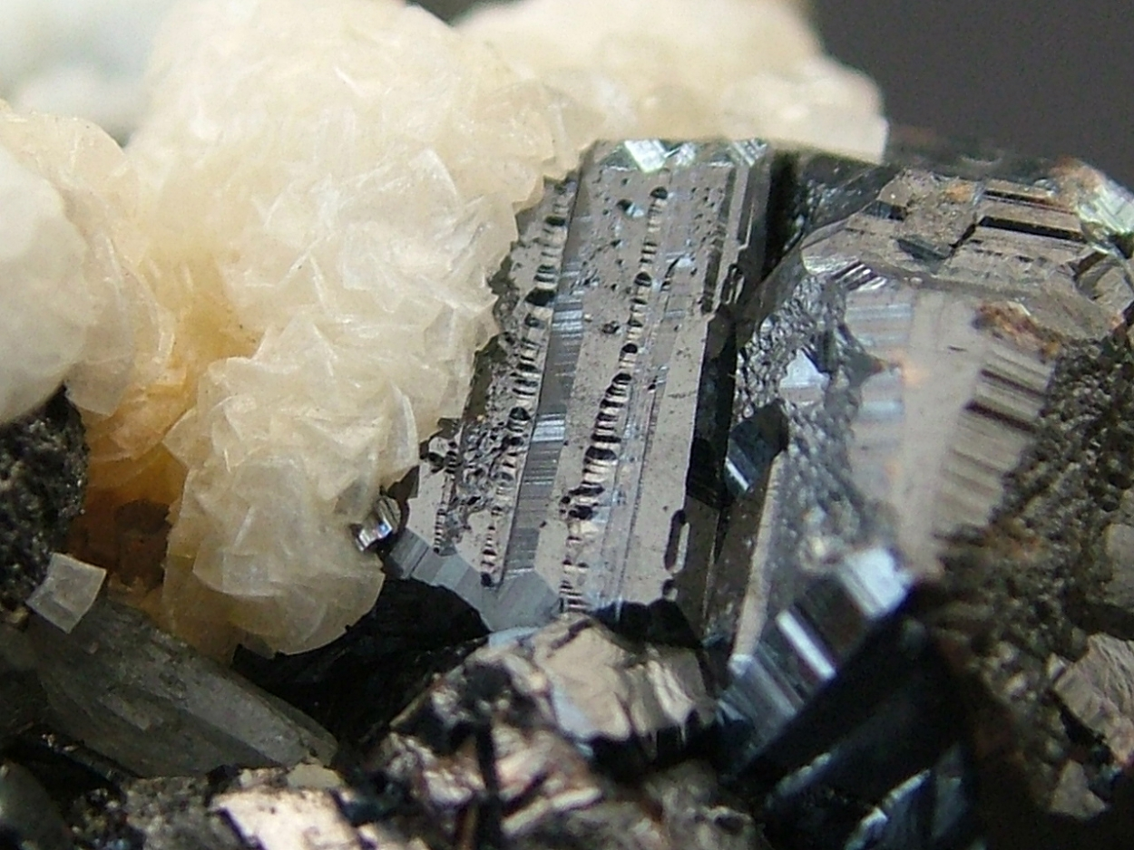 Sphalerite Bournonite & Calcite