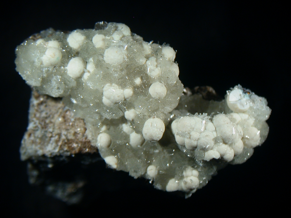Faustite & Wavellite