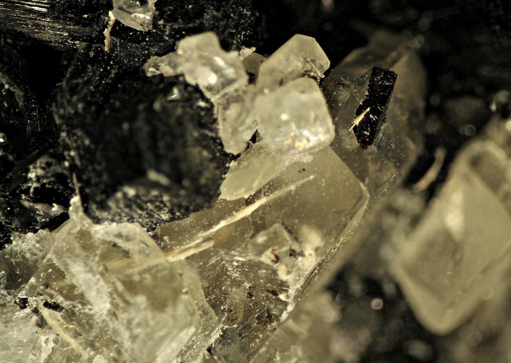 Götzenite Pectolite & Calcite