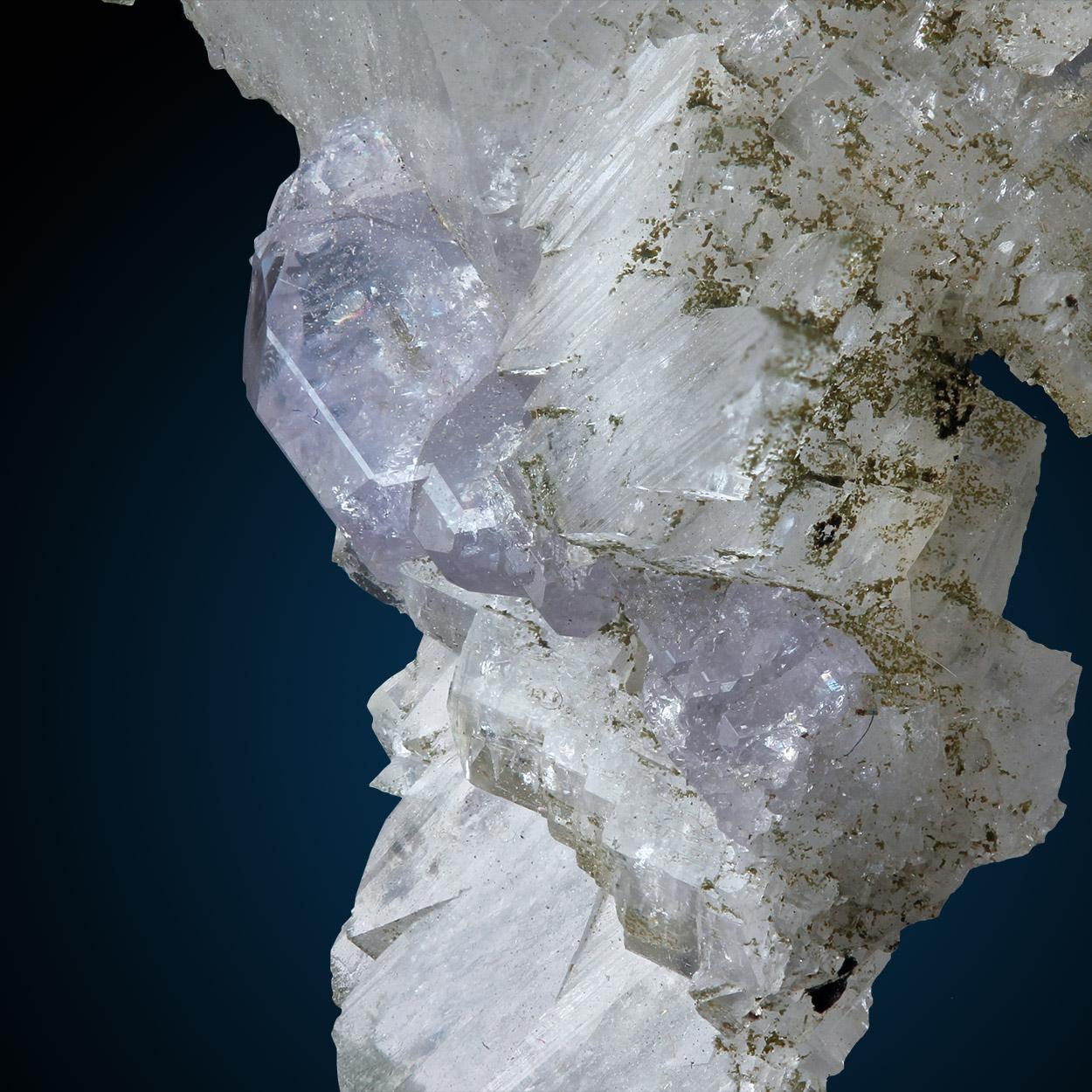Adularia Apatite & Chlorite