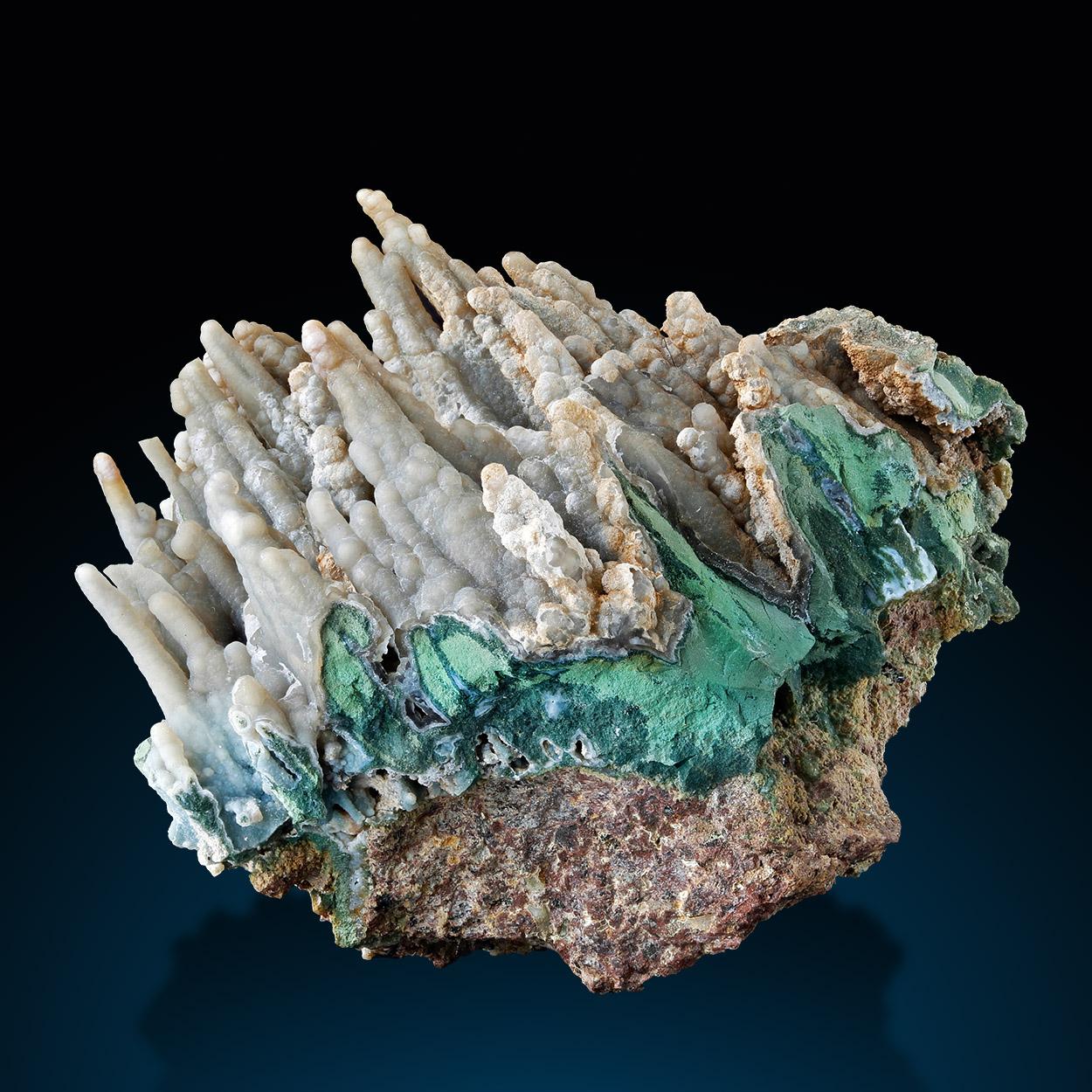 Chalcedony Psm Mottramite