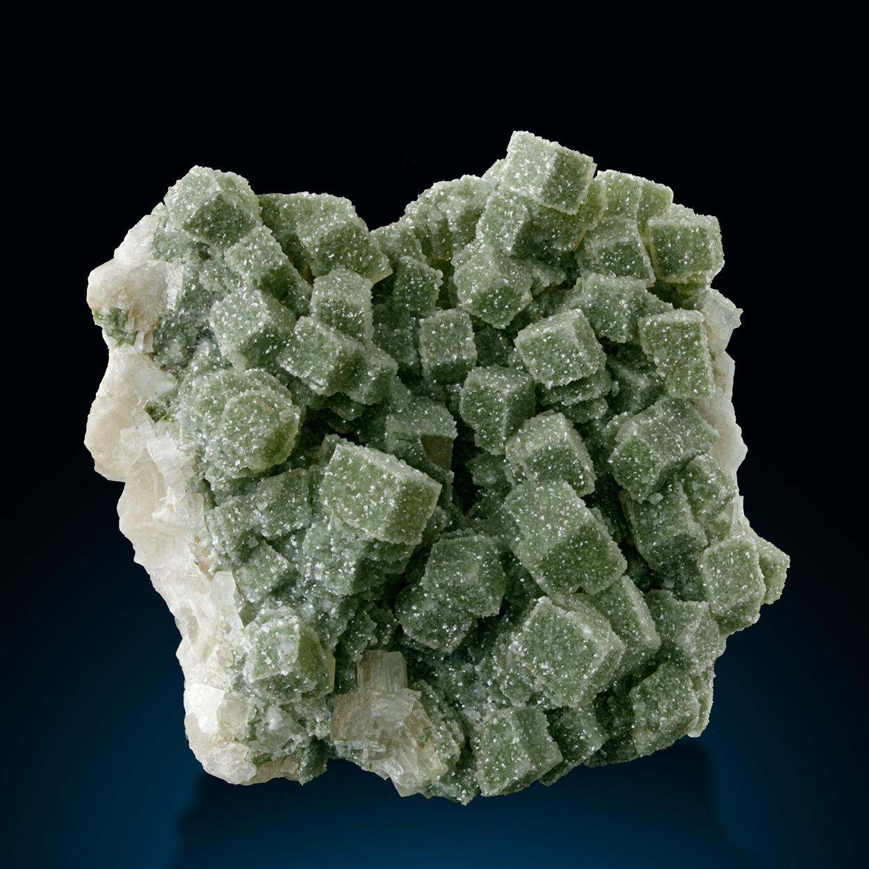 Calcite Duftite & Smithsonite