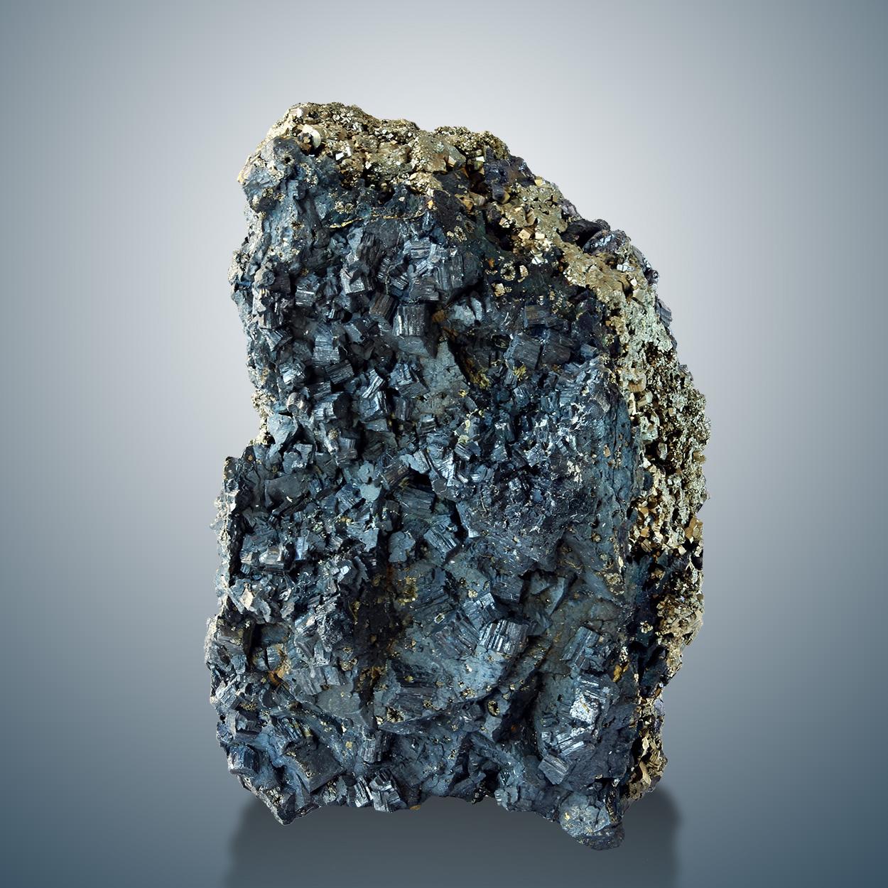 Bournonite & Pyrite